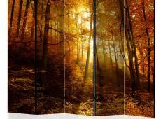Paraván - Autumn Illumination II [Room Dividers]